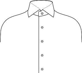 plain placket front shirt,mens dress shirt