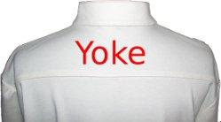 shirt yoke