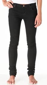 tapered jeans, NOT for tall men to wear